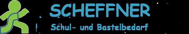 Scheffner Schul- und Bastelbedarf- Dielheim-Logo